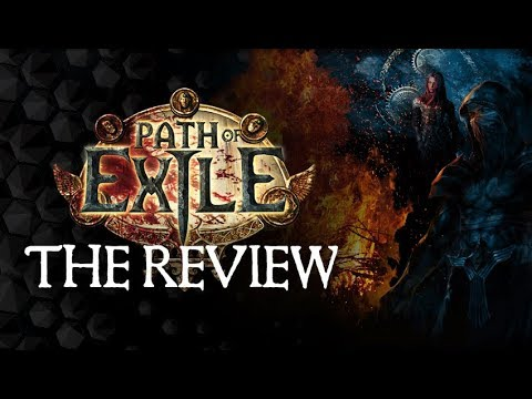 Path Of Exile The Review Ign Is A Joke Youtube