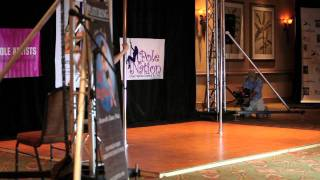 Miss Texas Pole Dance Competition 2011 - Final - Adele