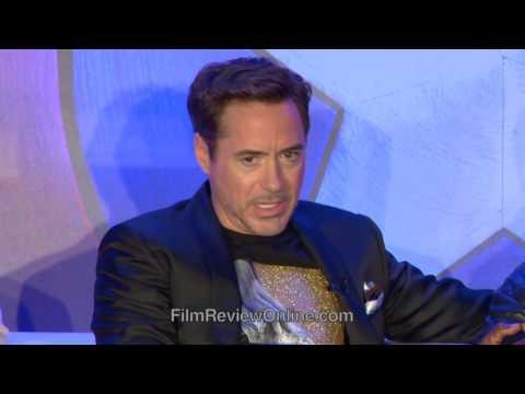 Captain America: Civil War – Star Robert Downey Jr