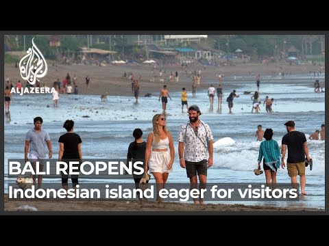 Indonesia: Bali reopens to foreign travellers as COVID surge subsides