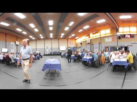 NK Bedrijvenschaak 2016 360°-opname (deel 1)