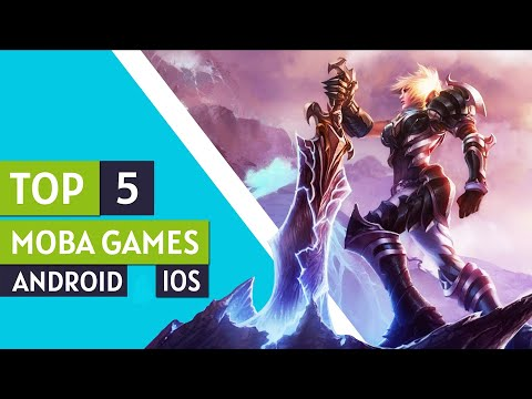New Moba Games On Android & Ios 2020