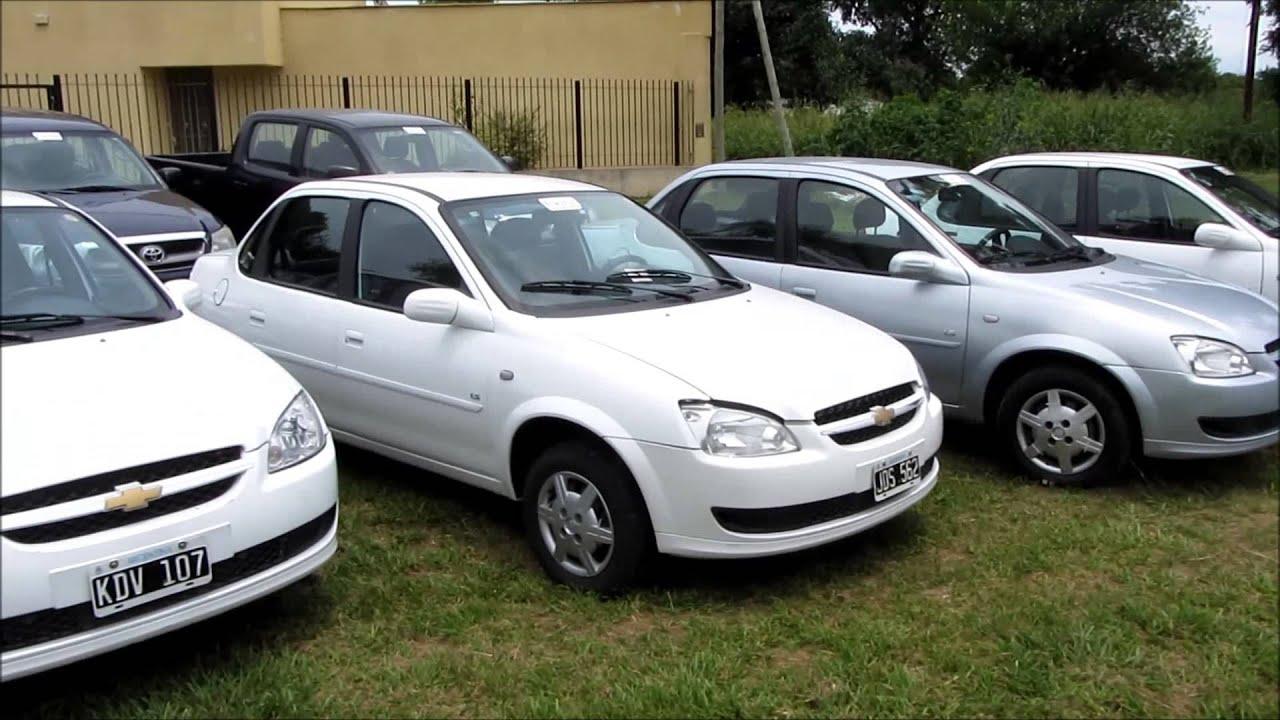Chevrolet Classic Alquiler De Autos Salta Y Jujuy Youtube