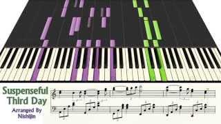 いい曲ですね!若干変なところもありますがお気になさらず。 MIDI Downl...