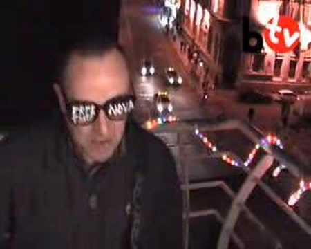 JINX LENNON - FORGIVE THE CNTS (BalconyTV)