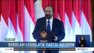 Surya Paloh Komitmen Bantu Jokowi Maruf 2019-2024