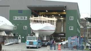 Front Street Shipyard: Refit and Winter Storage