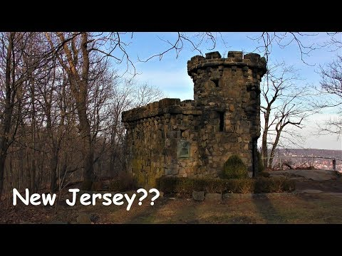 A Castle In New Jersey??