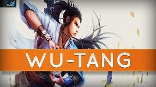 Swordsman Classes: Wu-tang