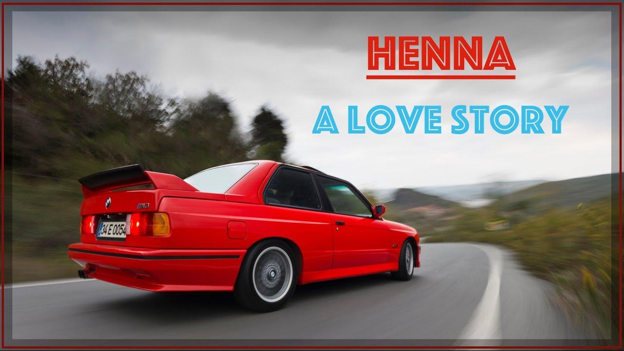 Bmw E30 M3 Henna A Love Story Youtube