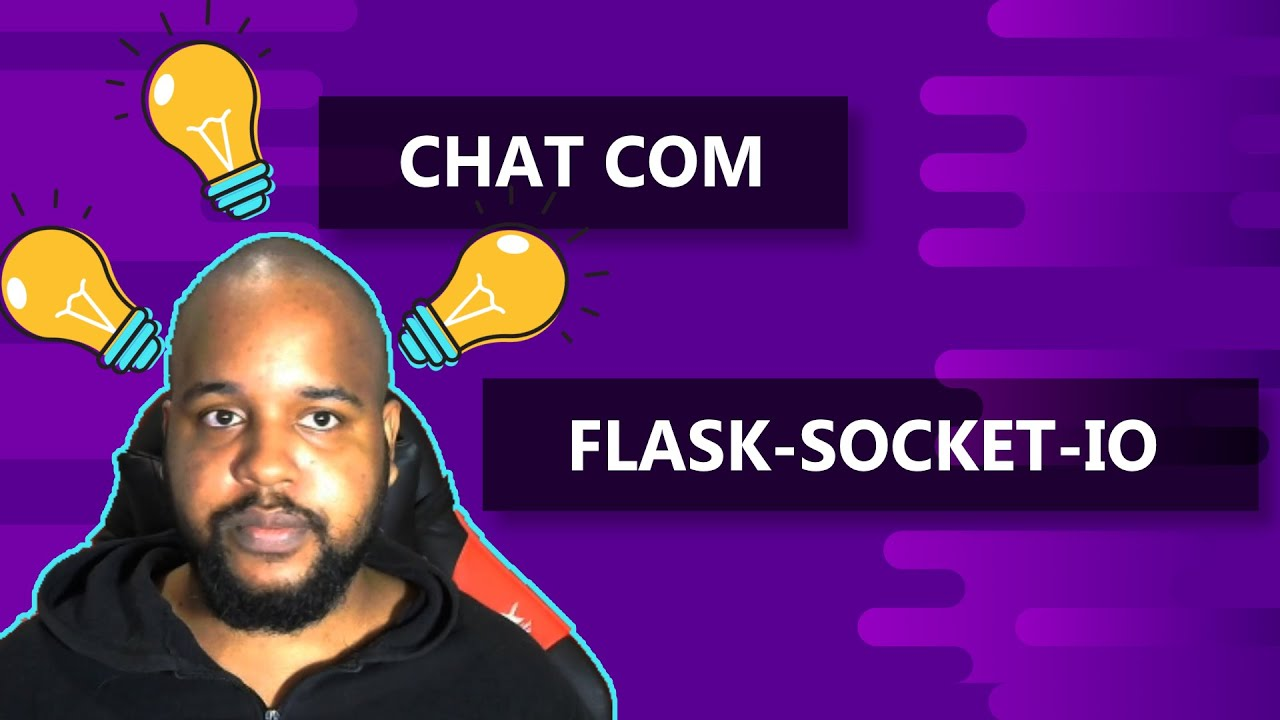 Criando Chat Com Flask-Socketio - YouTube