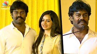 Actor RK Suresh announced his marriage with Serial Actress Divya   Tharai Thappattai Villain