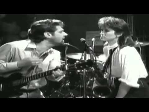 Glenn Frey VS Anna F  The heat is DNA  Paolo Monti mashup 2014