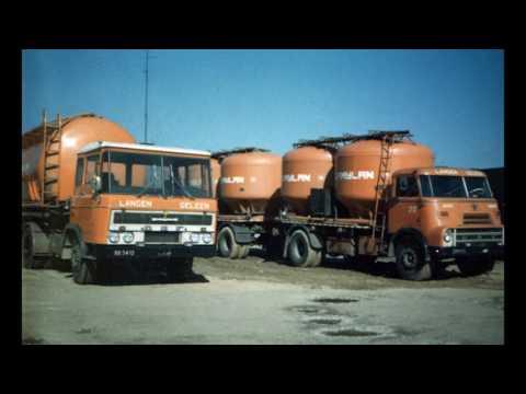 Langen Transport Geleen Elsloo Daf Trucks Mix