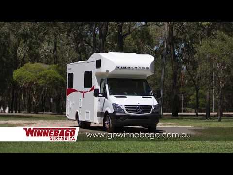 Winnebago Balmoral Motorhome At Sydney RV Group