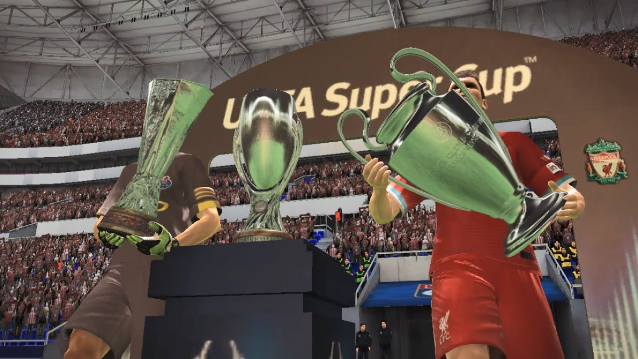FuГџball Supercup 2021