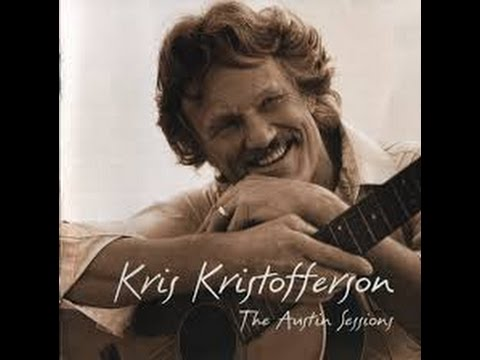 Me and Bobby McGee by Kris Kristofferson (harmony vocal by Jackson Browne) from The Austin Sessions