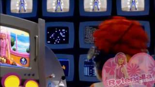 Repeat youtube video Lazy Town- Colors (sing-a-long)