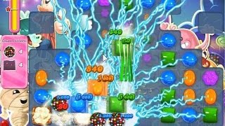 Candy Crush Saga Level 1401 ★★★ NO BOOSTER