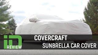 Sky Blue C353D2 Covercraft Custom Fit Sunbrella Series Car Cover
