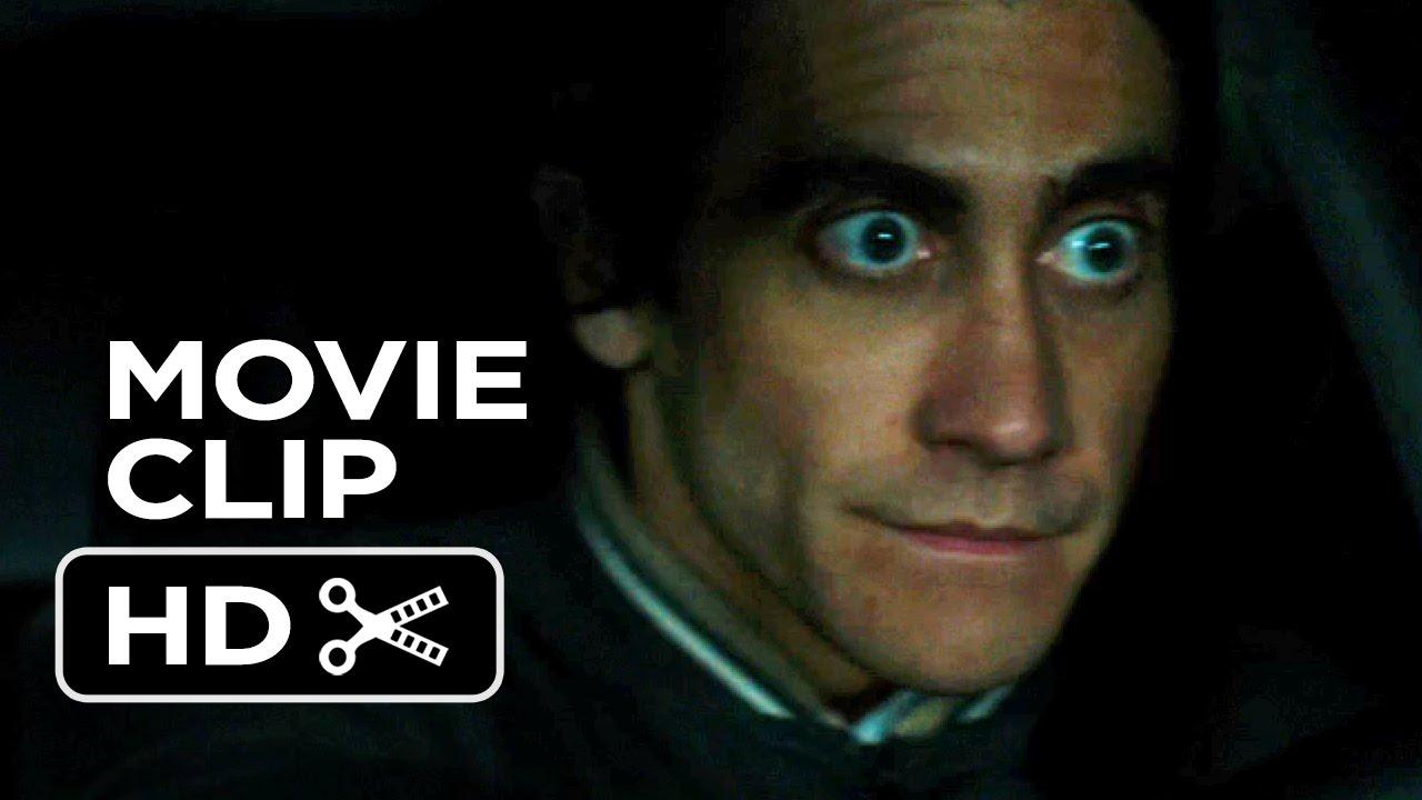 nightcrawler movie clip the right route 2014 jake