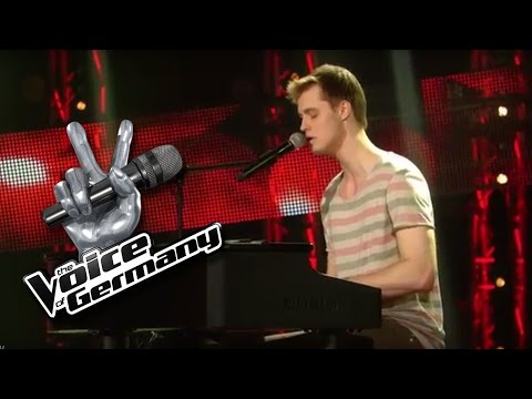 One Direction - If I Could Fly | Kai Schernbeck Cover | The Voice of Germany 2016 | Blind Audition