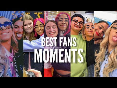 Bilal Hassani | Best Fans Moments