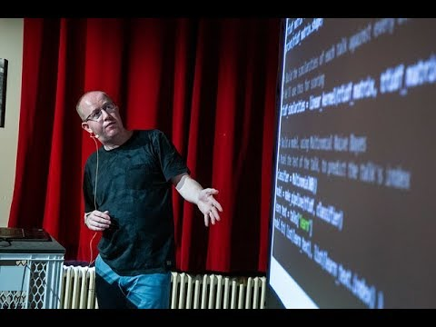 Berlin Buzzwords 2019: Nick Burch–Building an AI/ML powered text search system on YouTube