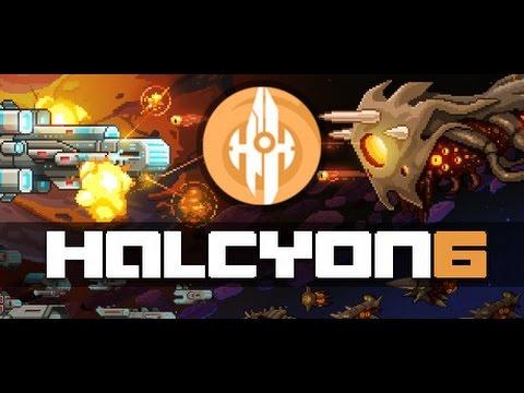 Halcyon 6: Starbase Commander (PC, Mac, Linux) - PXA Peeks