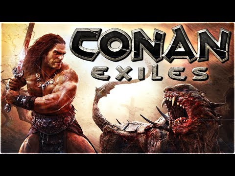 Conan Exiles | RISE OF THE CROMULONS! Official Server #3727 | Streamed On PS4 Pro