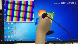 USB 디지털 현미경  - 【 퀘스천 】