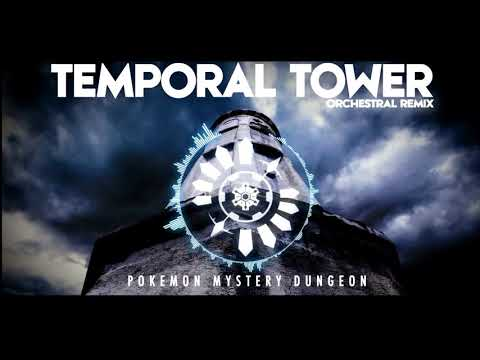 PMD2 - TEMPORAL TOWER - Orchestral Remix