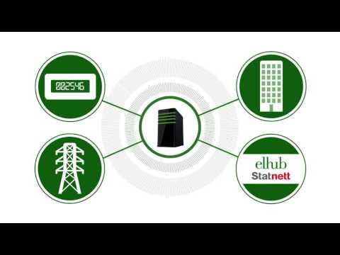 The Norwegian Datahub for the electricity market - ELHUB (English main)
