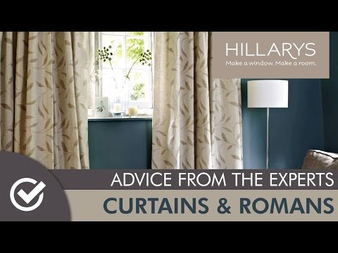 All About Curtains & Roman Blinds