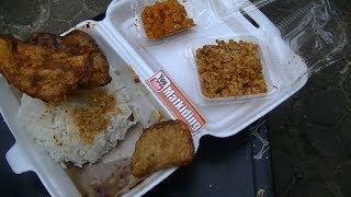 Jakarta Street Food 340 Srepeh Chicken From Java Ayam Srepeh Bunga Rampai Tivi 1813