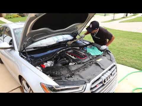 Complete Engine Cleaning - Auto Detailing - R3 Auto Detailing