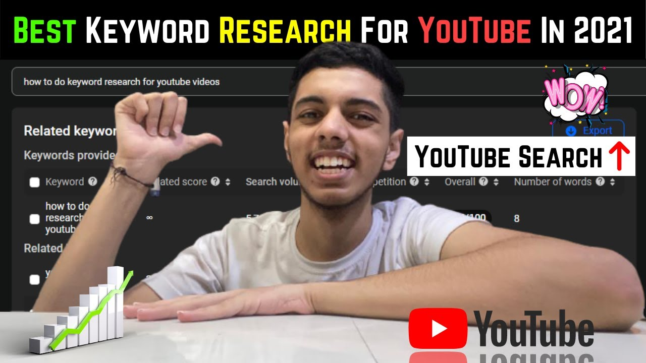 How to do Keyword Research for YouTube Videos In 2021 | Rank YouTube Videos | Krrish Kumar