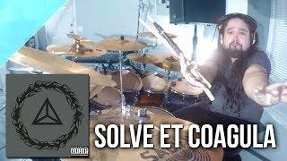 """Mudvayne - """"Solve Et Coagula"""" drum cover by Allan Heppner"""