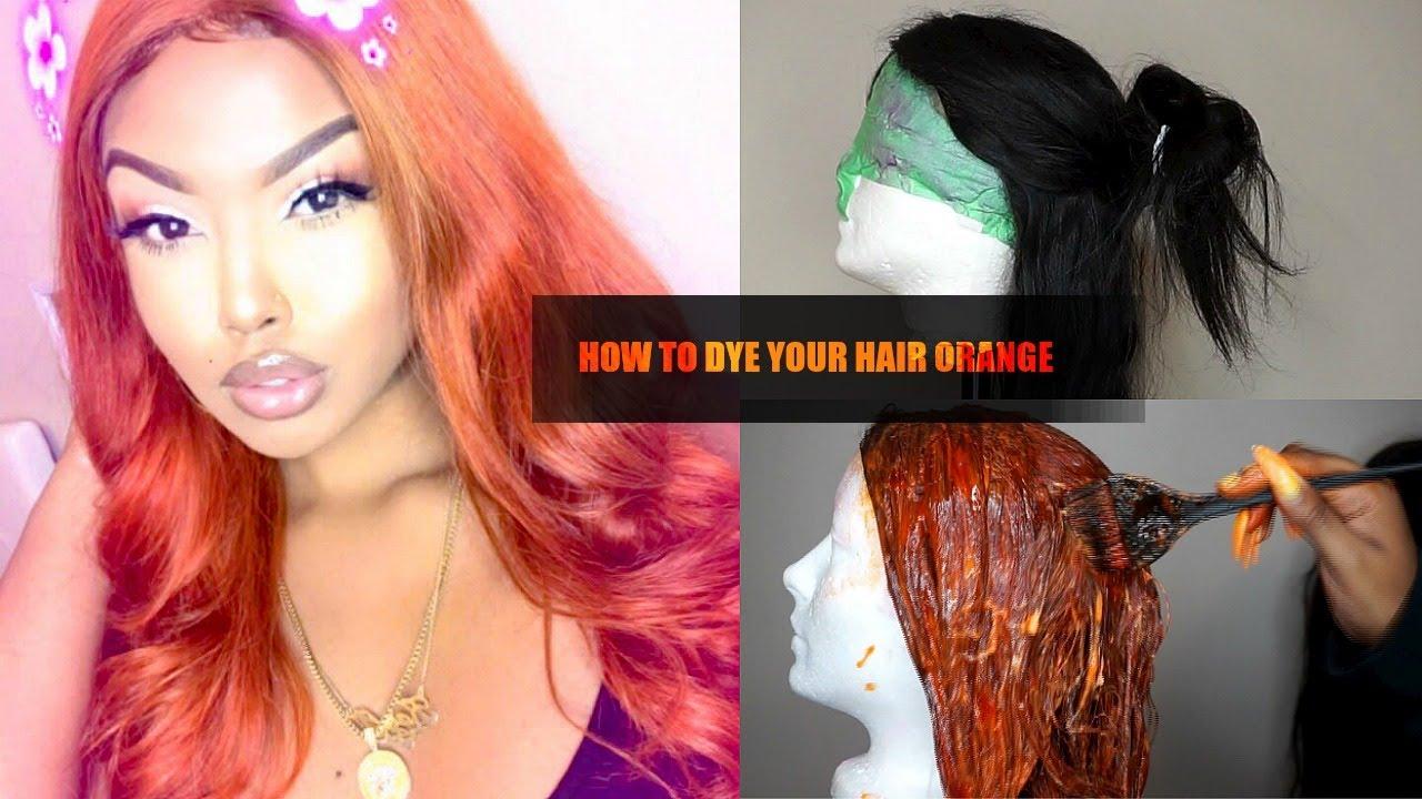 Adventure In Living Well Hair Dye Fiasco