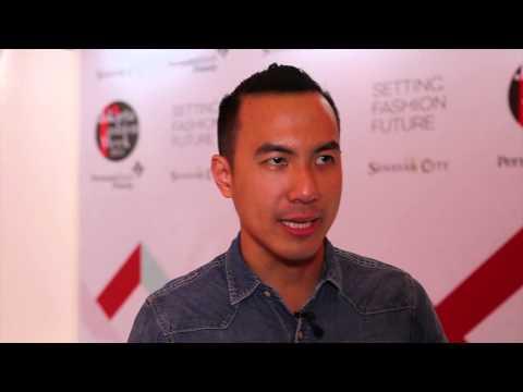 Jakarta Fashion Week: Daniel Mananta Interview, Founder of Damn! I Love Indonesia