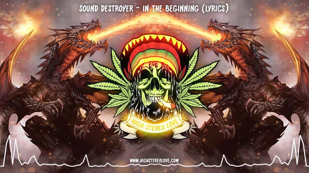 Download Sound Destroyer - In The Beginning (New Reggae 2021 / Lyrics)