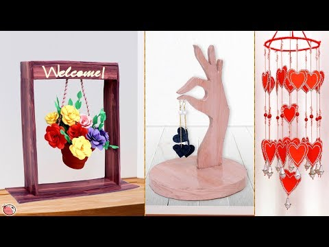 DIY Room Decor! 7 Easy DIY Projects 2019
