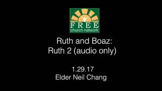 Free Church Network Sermon 20170129