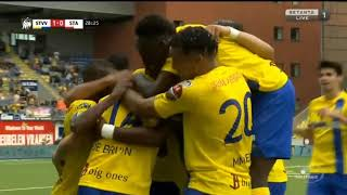 Alexandre De Bruyn Goal HD -  St. Truiden 1-0 St. Liege 11.08.2019