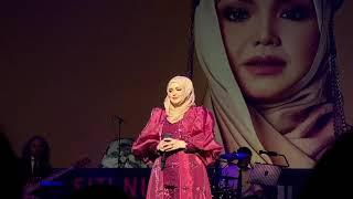 Konsert Adelaide Dato Sri Siti Nurhaliza - Kasihku Selamanya at OzAsia Festival 2019 Adelaide