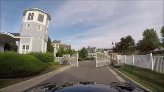 "Video Driving The ""Peninsula"" Enclave, Bay Harbor, MI download MP3, 3GP, MP4, WEBM, AVI, FLV Juli 2018"