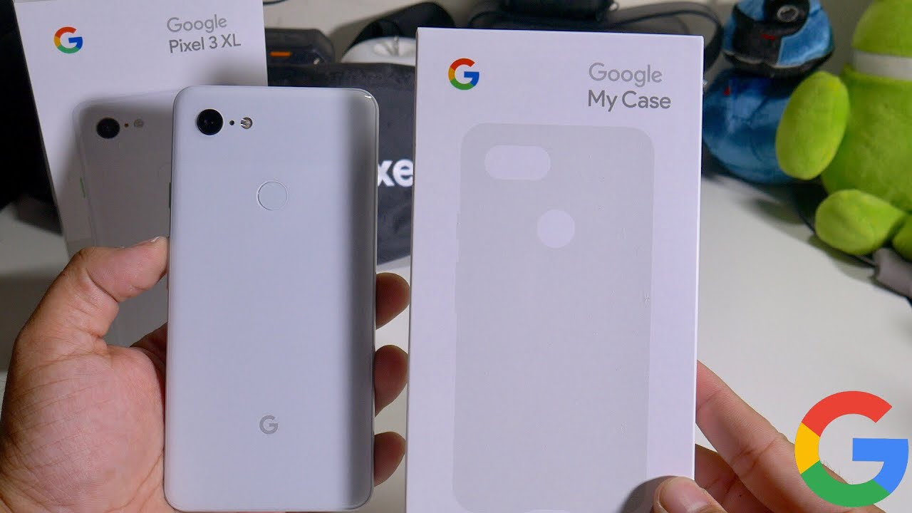 quality design f56e1 55225 Google Pixel 3 XL Custom My Case! Let's See What Google Sent Me!  #GiftFromGoogle