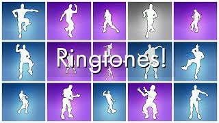 Fortnite Ringtones (Download Link) (Season 9)