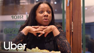 Meet Zoe: mother, people person and Uber partner-driver