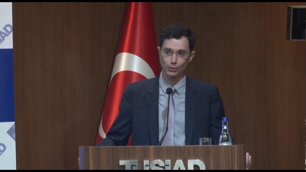 TÜSİAD-ESMT Sanayi 4.0 Etkinlikleri Bahadır Balkır ve Bülent Gögdün Konuşmaları